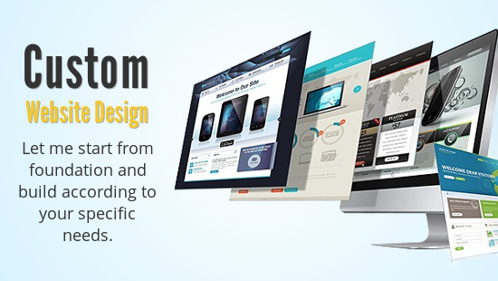 Custom Website Design Service in Nigeria