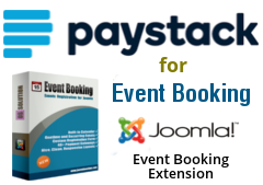 Event Booking Paystack Payment Plugin